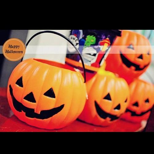 boo! halloween kick off...