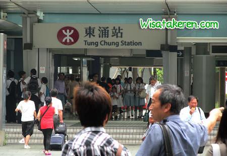Stasiun Tung Chung