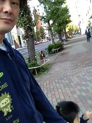 朝散歩 (2012/10/26)