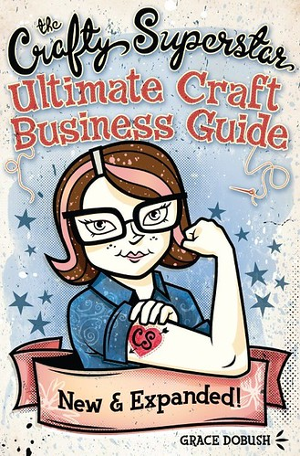 Video: Hangout with Grace Dobush, Author of Crafty Superstar