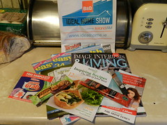 Ideal Home Show goody bag contents
