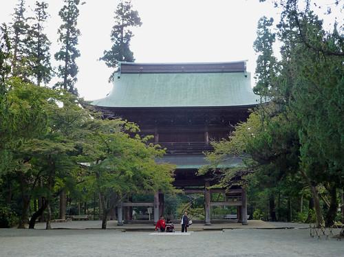 円覚寺 - 山門