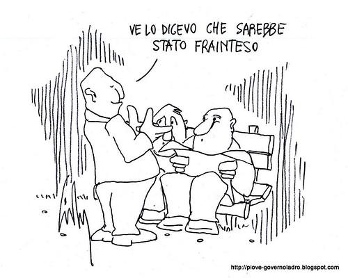 Di nuovo frainteso by Livio Bonino