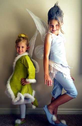 Tink and Periwinkle