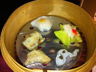 Selección de Dumplings y Dim Sum