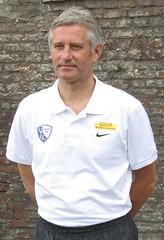 Andreas Bergmann; VfL Bochum 1848 e.V.: Fotoshooting Mannschaftsfoto 2012/2013 (Jahrhunderthalle Bochum)