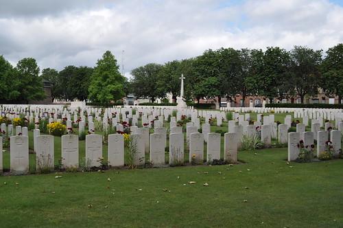 2012.06.30.048 - IEPER - Militaire Begraafplaats 'Ypres Reservoir Cemetery'