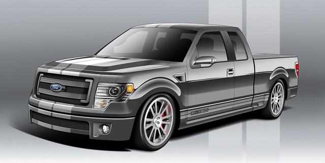 Ford F-Series SEMA Show 2012