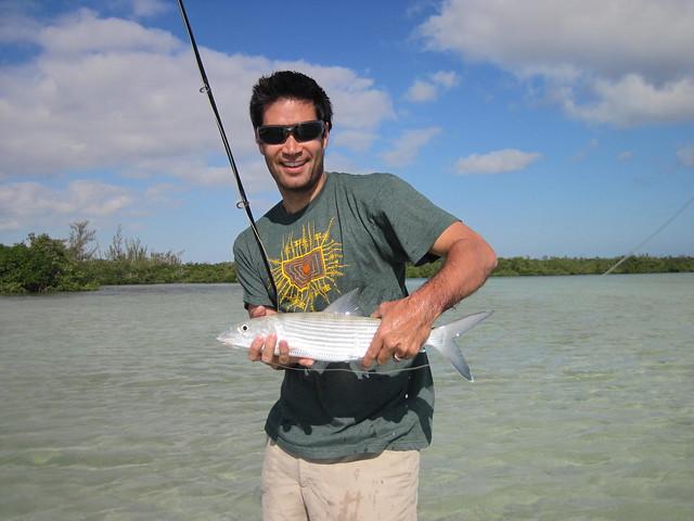 charlies first bonefish
