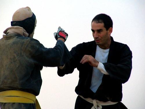עידו ויואב - אימון 24 סופת ברד