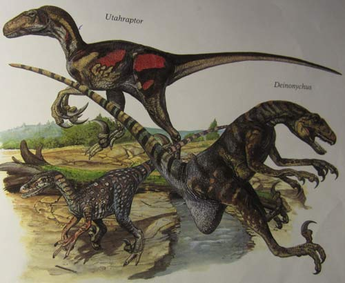 _Prehistoric World_ Series - Velociraptor, 2003