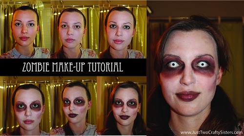 Zombie Make-up Tutorial