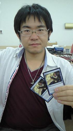 LMC Chiba 442nd Champion : Mihara Makihito