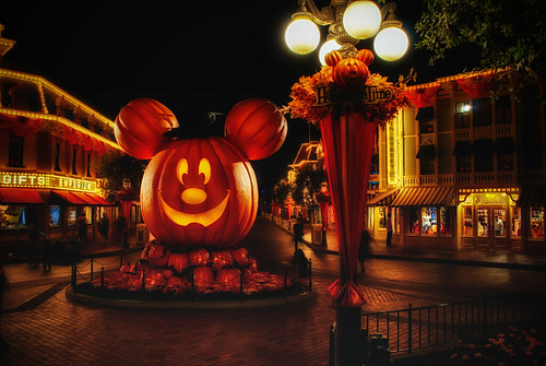 Mickey Mouse, You Have A Giant Pumpkin Head by hbmike2000 (please see profile)