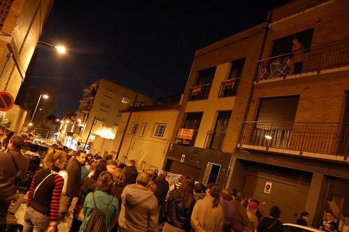 El bloque está en el número 23 de la calle García Lorca. Autor: J.d.A