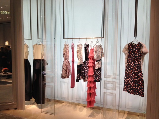 Dior Boutique clothing
