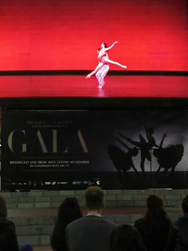 THE AUSTRALIAN BALLET'S 50TH ANNIVERSARY, II