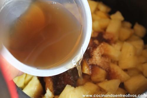 Chutney de piña con un par de guindillas (8)