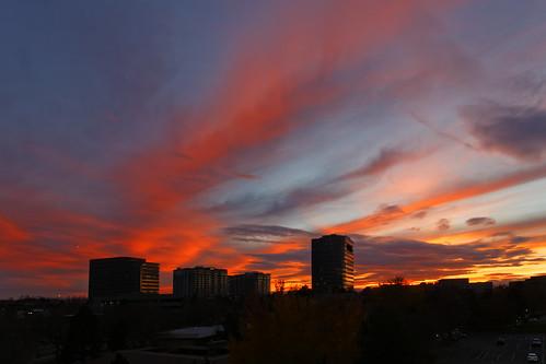sunset usa nature colorado balcony dxo greenwoodvillage ef24105mmf4lis pixelpeeper canon5dmkiii copyright2012davidcstephens z5a5796dxo dxoopticspro80