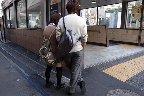 見慣れた街の中で 渋谷 5