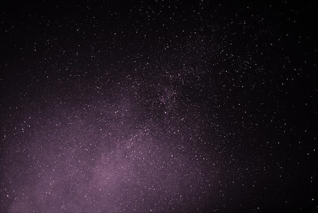 Stars at iso1600
