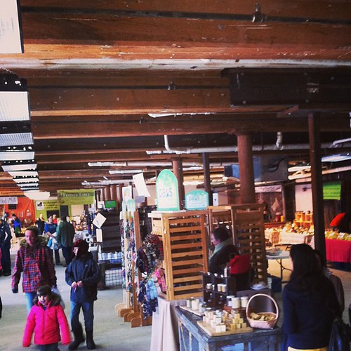 so great to see these old mill buildings put to good use #eatmaine #locavore #community
