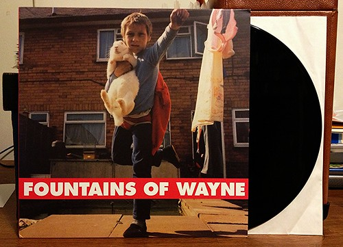 Fountains Of Wayne - S/T LP by Tim PopKid