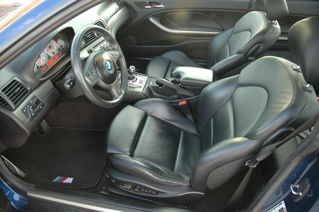 M3 Interior Front