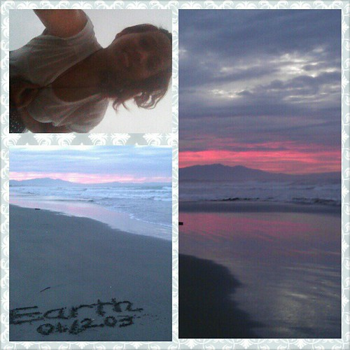 Oh yes! My Bday beach trip a success! No rain here! #Sunset #LingayenBeach #Pangasinan #nofilter #igers ooops! Shoulda been #2013