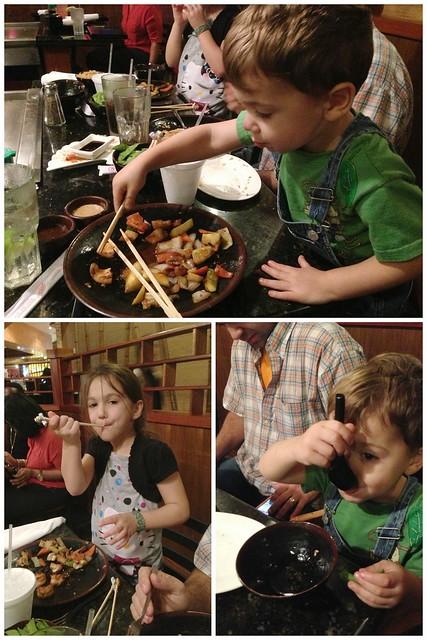 Sushi & Hibachi