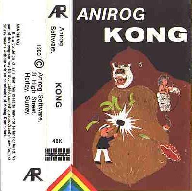 ANIROG KONG