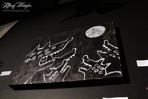 Jonestown Art and Music Exhibit - Saturday August 18th 2012 - 03