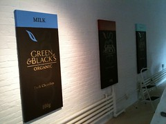 Green & Black's Organic Chocolate Brand Event at Shop Studios - ShopStudios.com