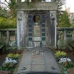 Grufteingang Südfriedhof Leipzig