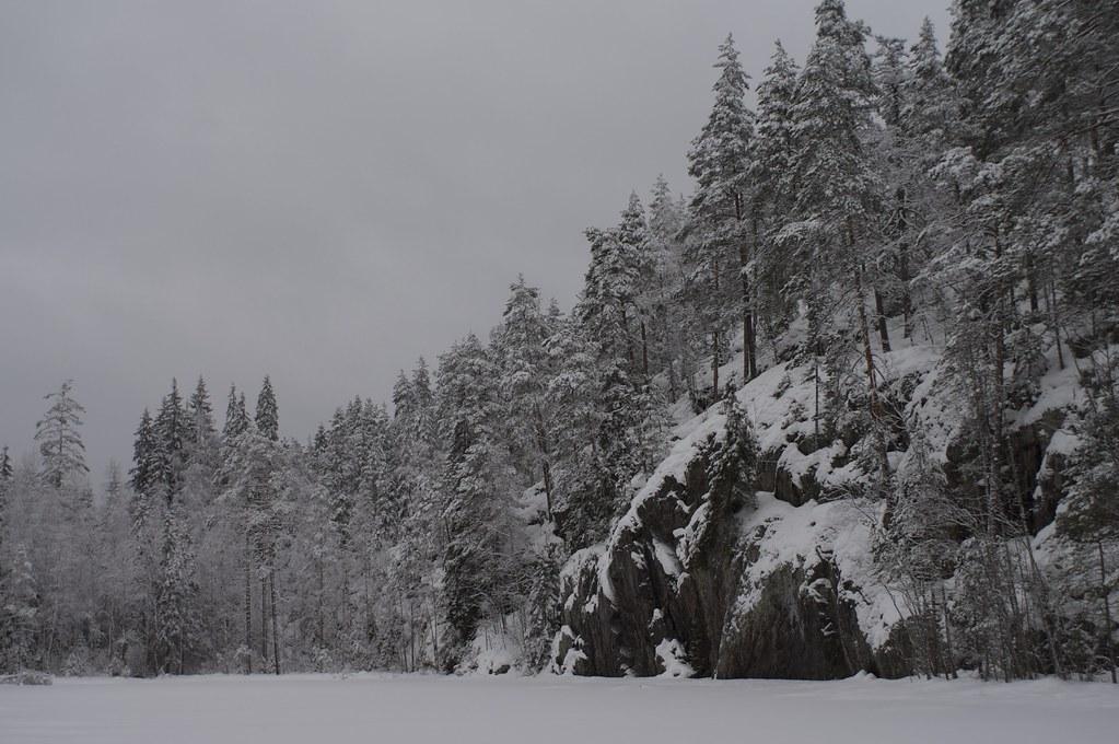 Helvetinjärvi NP