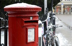 Snowy Postbox