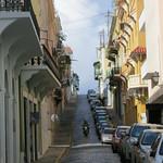 Image of Viejo San Juan near San Juan. winter island oldsanjuan puertorico january sanjuan pr caribbean viejosanjuan 2013