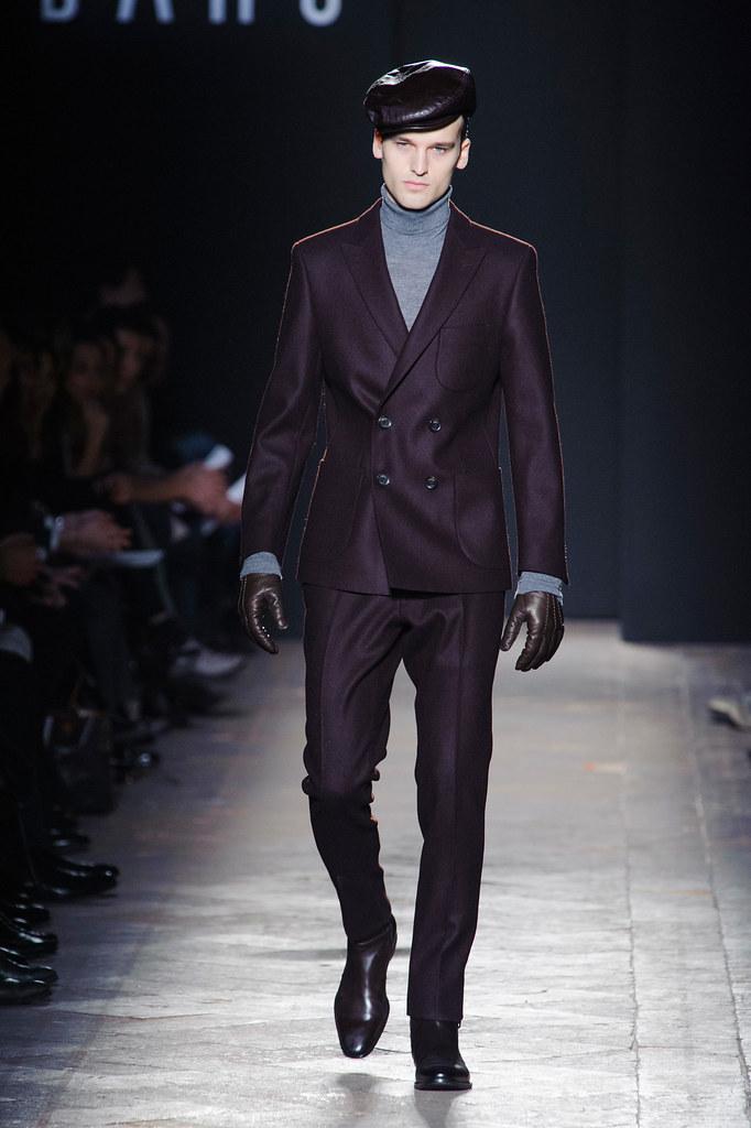 FW13 Milan Daks005(fashionising.com)