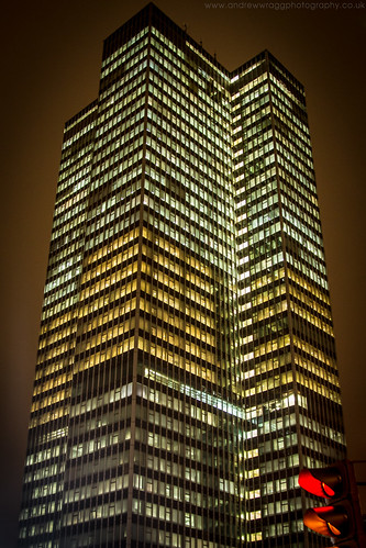 Day 22 of 365 - Euston Tower by Andrew Wragg