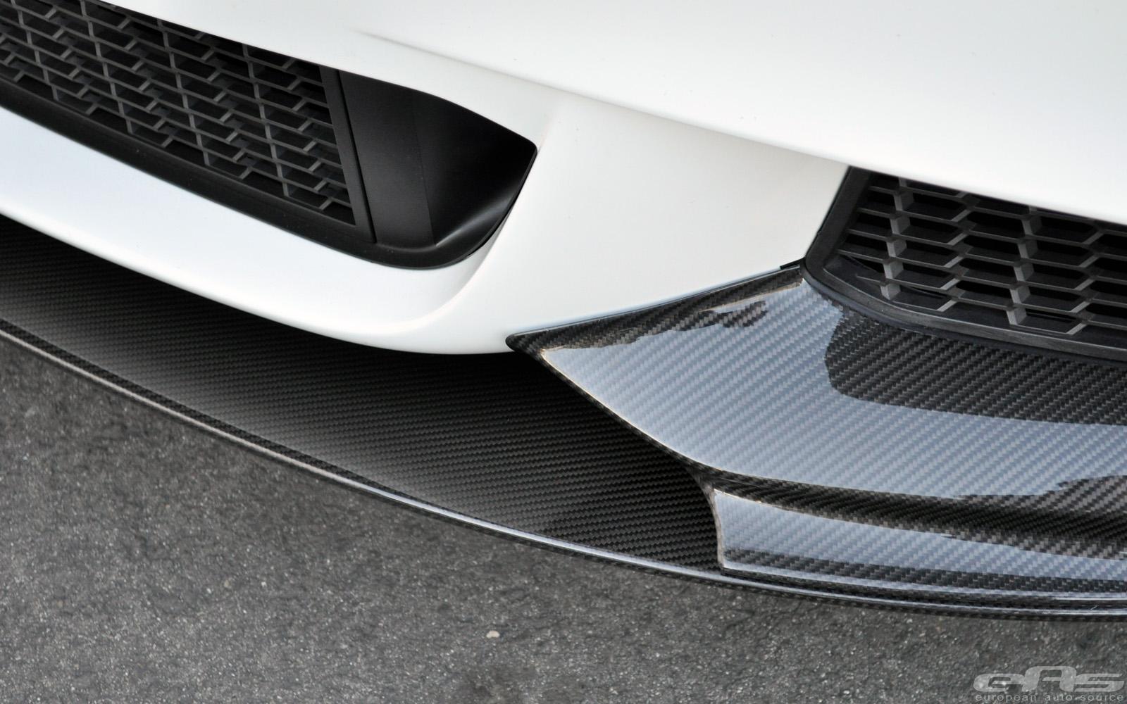 Tags carbon fiber alpine white front lip f10 550i bmw m performance