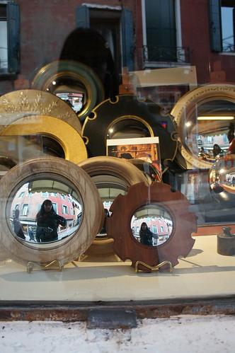 Mirrors in Venice