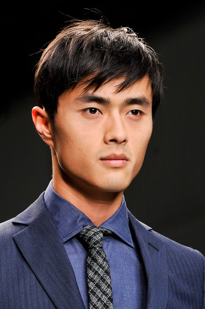 FW13 Milan Enrico Coveri055_Zhao Lei(fashionising.com)