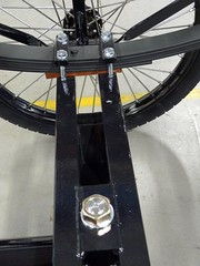 leaf spring axle mount workcycles bakfiets 2