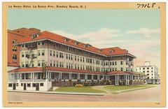 La Reine Hotel, La Reine Ave., Bradley Beach, N. J.