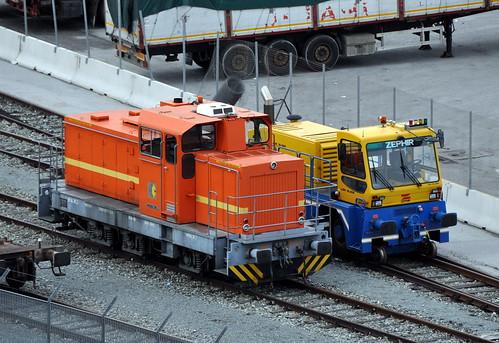Henschel DHG 700 C