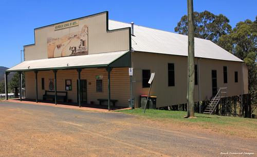 Krambach School of Arts, Krambach, Mid North Coast NSW Australia