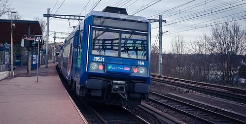 Train Closer