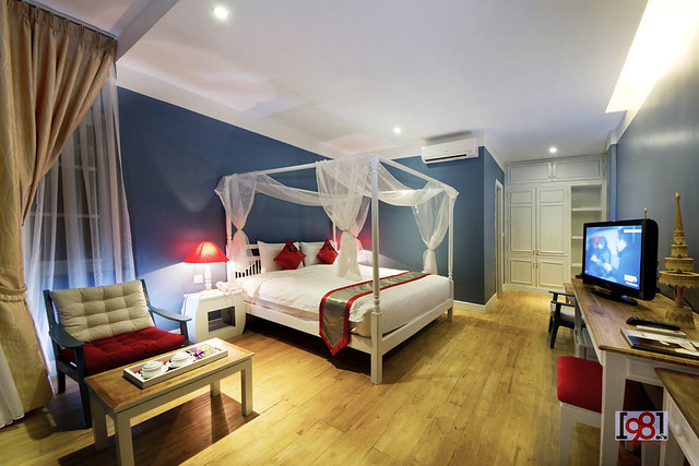 Frangipani Royal Palace Hotel Cambodia
