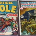 Dick Cole #3 & Heroic Comics #27