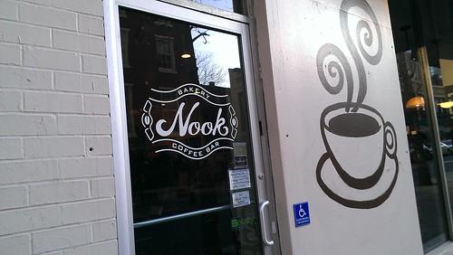 Nook bakery, philadelphia